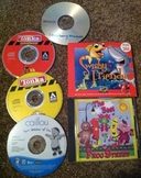 Kids Games CD's