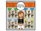 Kids MEGA Bundle {Graphics for Commercial Use}