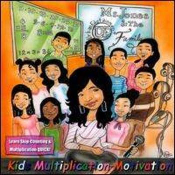 Kids Multiplication Motivation DVD