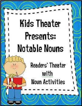 Kids Reader Theater Presents:  Nouns