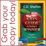 Kid's Self-Esteem : A Kid's Guide to being a Winner