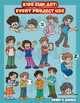 Kids clip art: a set for every project