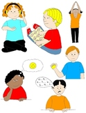 Kids in Action: Social Skills and Pragmatic Language Visua