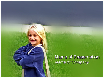 Kids to Learn PPT Template