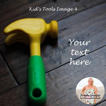 Kids tools Hammer Image 4