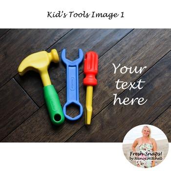 Kids tools Image 1
