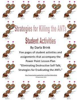 Kill the ANTs Strategy Activities