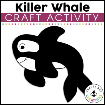 Killer Whale Cut and Paste