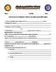 Kinball/Omnikin Handouts and Worksheet