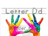 Kinder Kids - Letter Dd Bundle