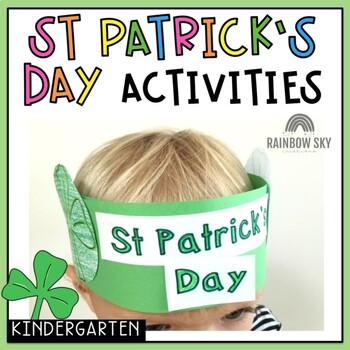 Kinder St Patrick's Day Pack- Foundation