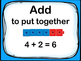 Kindergarten and First Grade Adding and Subtracting Posters