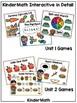 KinderMath Interactive Files *GROWING BUNDLE*