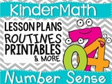 KinderMath® Number Sense