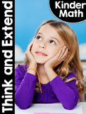 KinderMath Think and Extend