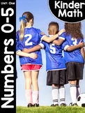 KinderMath Unit One: Numbers to 5