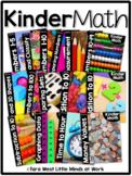 KinderMath Curriculum Units BUNDLED