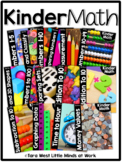 KinderMath Curriculum Units BUNDLED