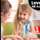 KinderReaders Set One LEVELS: NR, AA, A *ENGLISH AND SPANISH*