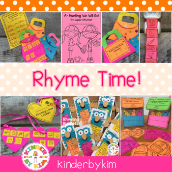Kinderbybykim's Rhyme Time