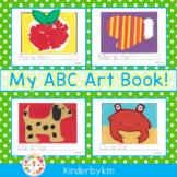 Kinderbykim's ABC Art Book