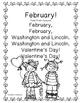 Kinderbykims Months and Holidays Poetry Bonus Pack!
