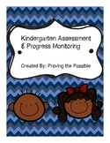 Kindergarten Assessment and Progress Monitoring