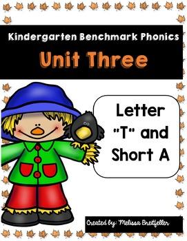 Kindergarten Benchmark Phonics Unit 3