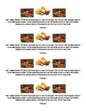 Kindergarten Bulletin Board Ideas: Life - Size Nutrition Graph