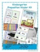 Kindergarten Bundle - English Language Arts and Math Printables