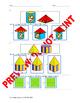 Kindergarten CCSS Combining Shapes Assessment