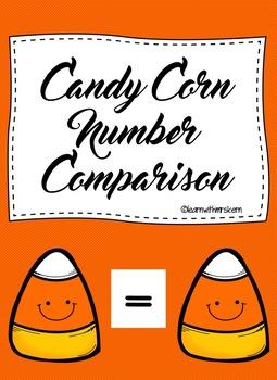 Kindergarten Candy Corn Comparison