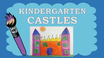 Kindergarten Castle Unit BUNDLE!