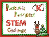 Kindergarten Christmas STEM challenge- Fix Rudolph
