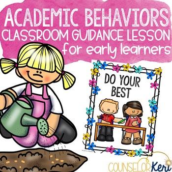 Classroom Guidance Counseling Lesson: Academics/Success Ha