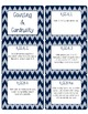 Kindergarten Common Core CCSS Labels and Posters Math and