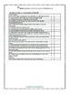 Kindergarten Common Core Checklist-ELA and Math