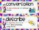 Kindergarten Common Core ELA Illustrated Vocabulary Cards