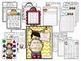 Kindergarten Common Core Homework Folder Practice Pages