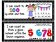 "Kindergarten Common Core ""I CAN STATEMENTS"" Pocket Chart S"