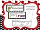 Kindergarten Common Core Standard Posters: LADYBUG