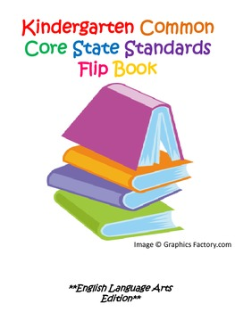 Kindergarten Common Core State Standards Reference Book