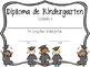Kindergarten Diploma English and Spanish