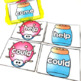 Kindergarten Early Finisher Task Cards - April