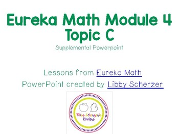 Kindergarten Eureka Math Supplemental Powerpoint- Module 4