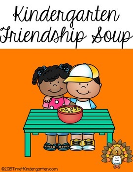 Kindergarten Friendship Soup