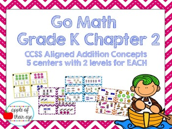 Kindergarten GO Math Chapter 2