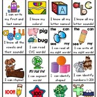 Kindergarten Goals Homework Insert (Kindergarten Common Core overview)