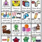 Kindergarten Goals Homework Insert (Kindergarten Common Core Overview)