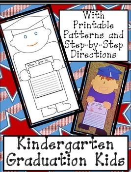 Kindergarten Graduation Kids
